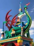 Дисплей Lego стоковые фотографии rf