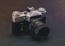 Ð-ÐΜÐ ½ Ð¸Ñ '- Ð•从苏联的照相机 库存图片
