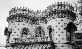 Ð- Ð- Morozov herrgård i Moskva Fotografering för Bildbyråer