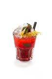 ¹ Д ÑŒ för 'ÐΜÐ för ¾ ÐºÑ för ¹ кРför ‹Ð för ² Ñ för ` Ð för ½ Ñ för alkohol körsbärsröd cocktail/Ð'ишРArkivfoto