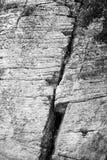 Ð ¡ που αφήνεται στο βράχο Στοκ φωτογραφίες με δικαίωμα ελεύθερης χρήσης