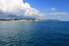 Тhe Чёрное море Стоковое Изображение