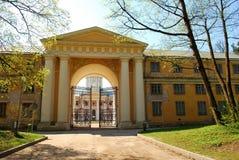 ¾ е ArkhangelskÐ поместья Стоковые Фото