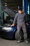 Ð autoeigenaar stock foto