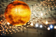 Ð-¡ eiling Lampe Stockbild