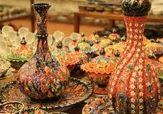 Ð ¡ eramic od Avanos Turcja obrazy stock