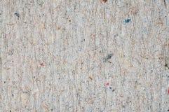 Ð-estrutura do papel higiênico feita dos materiais reciclados Fotografia de Stock Royalty Free