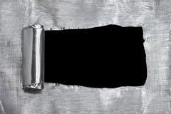 Мetal plate steel background. Stock Photo