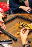 Ð ¡ hinese mahjong Obraz Royalty Free