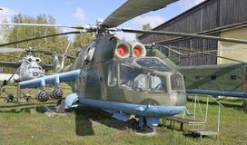 Ðœi-24A-, stridtransporthelikopter (1972) Royaltyfri Fotografi