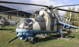 Ðœi-24V-, stridtransporthelikopter (1972) Arkivbild