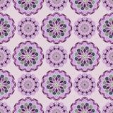 Ð ¡ ircle geometryczny wzór Obraz Royalty Free