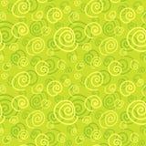 Ð-¡ ircles, Spiralen, Zusammenfassung, Runde, wirbelt nahtloses Vektormuster Stockbilder