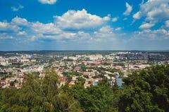 Ð ¡ ity Lviv Στοκ εικόνα με δικαίωμα ελεύθερης χρήσης