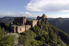Ð  ncient城堡 免版税图库摄影