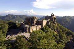 Ð  ncient城堡 免版税库存照片