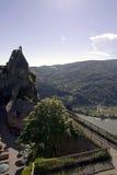 Ð  ncient城堡 库存照片