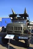 Ð  nti航空器导弹complexe 库存照片