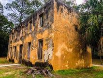 Дом Horton острова Jekyll стоковые фото