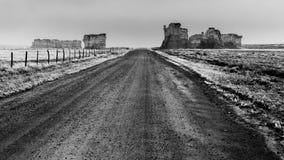 Дорога памятника стоковое изображение