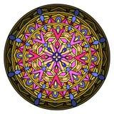 Ð ¡ olour projekta dekoracyjny element z kurenda wzorem ilustracji