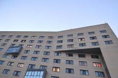 Ð ¡ orner van het gebouw Stock Fotografie
