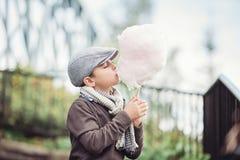 Ð-¡ otton Süßigkeitsessen Stockbilder