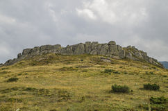 Ðœountain-Krone Stockfotografie