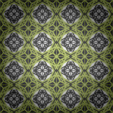 Оp art. Seamless  pattern. Illusion of volume Stock Photography