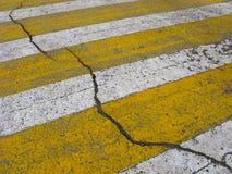 Ð-¡ rosswalk Stockbild