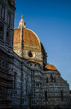 Ð-¡ som är athedral i Florence Royaltyfria Bilder
