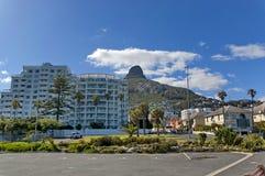 Ðorning em Cape Town fotos de stock