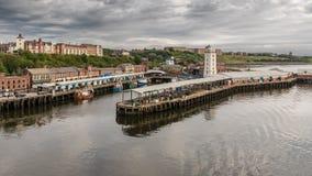 Северные экраны, Tyne и носка, Англия, Великобритания стоковое изображение rf