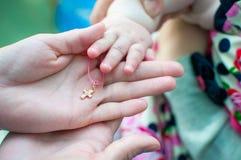 Семья большинств важная вещь в жизни стоковая фотография