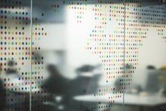 Снаружи конференц-зала стоковое фото rf