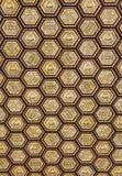 Сделанный по образцу потолок аркад на квадрате Испании стоковое изображение rf