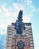 Статуя Молдавия Kutuzof стоковые изображения rf
