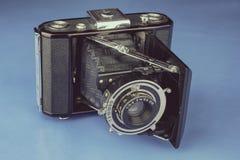 Старая камера фильма стоковое фото