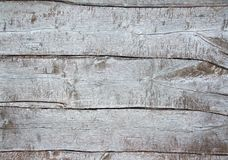 Старая деревянная затрапезная предпосылка, светлая - серая покрашенная изрезанная доска, естественный старый деревенский деревянн стоковая фотография rf
