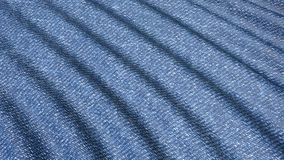Створки джинсовой ткани движения голубые материальные иллюстрация штока