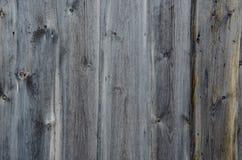 Стена доск серо Загородка стоковое фото rf