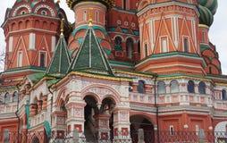 Стены собора базилика St стоковые изображения rf