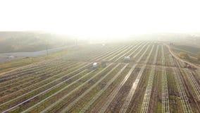 Строя солнечная станция акции видеоматериалы