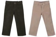 Ð¡hildren's trousers Stock Photography