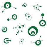 Сrop Сircles Pattern Stock Images