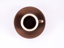 Сup of coffe Royalty Free Stock Photos