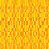 этническая картина безшовная Ткань Kente Племенная печать иллюстрация штока