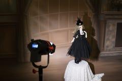 Японский стиль lolita куклы стоковые фото