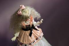 Японский стиль lolita куклы стоковые фотографии rf