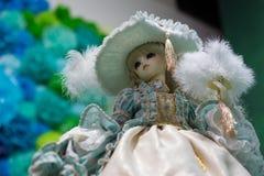 Японский стиль lolita куклы стоковое изображение